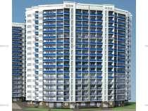 Квартира площадью в многофункциональном жилом комплексе, в Сочи