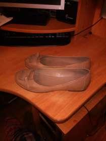 Туфли- Мокасины Экко из натуральной кожи 41р, в Волгограде