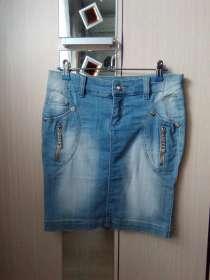 Юбка джинсовая, в Магнитогорске
