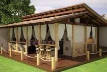 Садовая мебель из дерева, в Мытищи