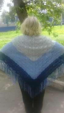 Эта голубо - синяя шаль, в Оренбурге