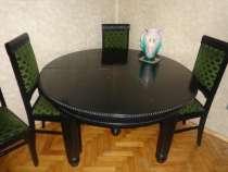 Продаю сталовая буфет стол 6 стульев, в г.Тбилиси