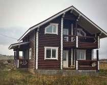 Готовый деревянный дом с участком 15 соток!, в Сергиевом Посаде