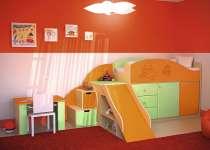 Детская мебель с горкой, в Раменское