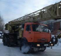 Продам автокран 35 тн;КАМАЗ, в Челябинске