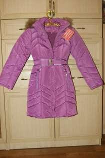 Зимнее пальто на девочек, в г.Симферополь