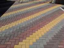 Укладка тротуарной плитки!, в Краснодаре