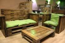 Мебели из поддонов на заказ, в г.Алматы