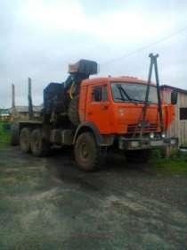 Фискарс Камаз-43118, в Кирове
