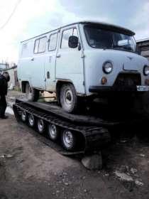 """Гусеничный модуль """"Егоза"""", в Челябинске"""