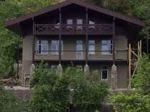 Новый дом в стиле шале, в Сочи