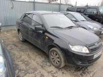 автомобиль ВАЗ 2190 Granta, в Воронеже