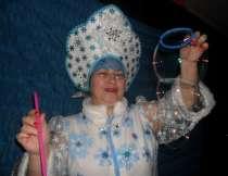 Новогоднее шоу мыльных пузырей, в Ростове-на-Дону
