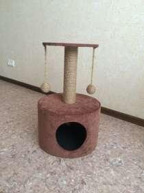 Домик для кошки, когтеточка, в Красноярске