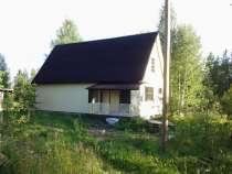 Продам участок с зимним домом в пос Кравцово, в г.Выборг
