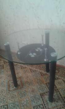 Стеклянный стол, в г.Астана