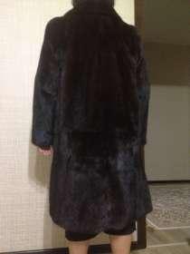 Норковая Шуба в отличном состоянии, практически не носилась, в г.Костанай