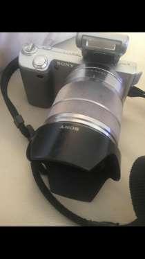 Фотоаппарат Sony Alfa nex 5, в Санкт-Петербурге