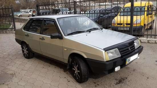 Продам ВАЗ 2199 ухоженную