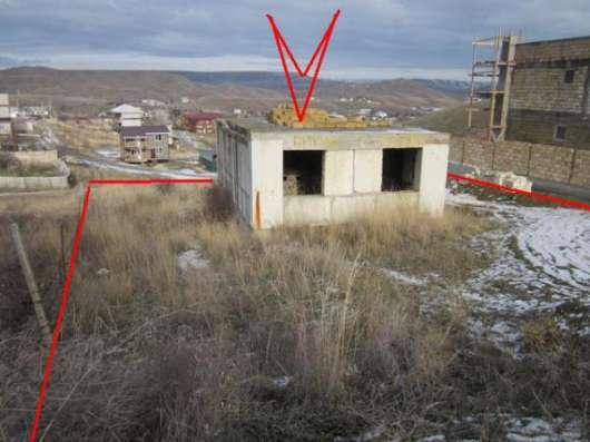 Земельный участок под заповедником с незавершенным строением в г. Феодосия Фото 6