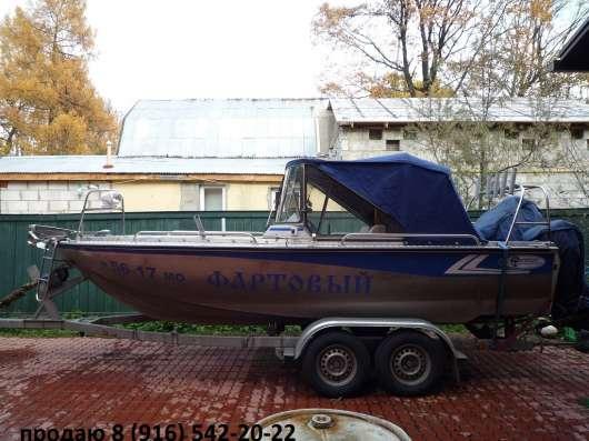 Продаю катер Альянс 5.8 метра