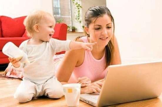 Женщины для работы без отрыва от семьи( удалённо)..