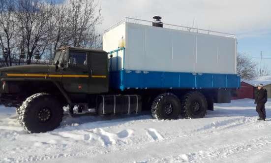 Изготовление и ремонт фургонов грузовых автомобилей в Екатеринбурге Фото 1