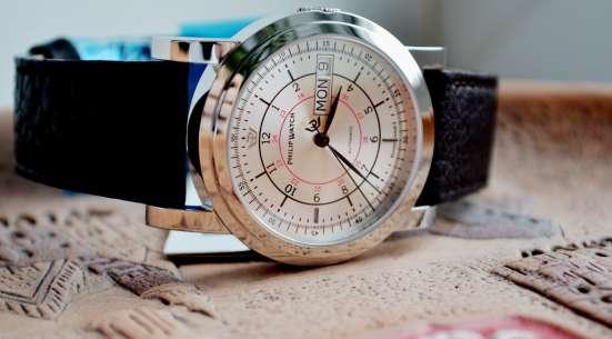 Новые Автоматические Швейцарские часы Philip Watch в Рязани Фото 1