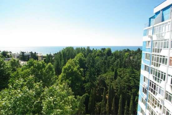 Аренда апартаментов 150 метров от моря комнат раздельных 3 в г. Алушта Фото 1