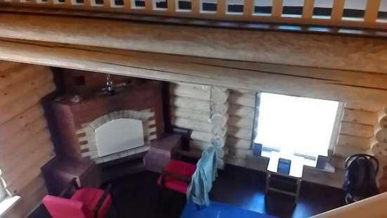 Продаю 2-х этажный дом из бревна 137м2 на участке 10 соток в деревне Протасово Ступинского района