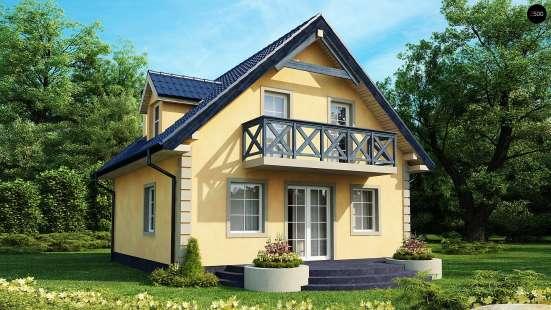 Строительство домов коттеджей в Москве Фото 1