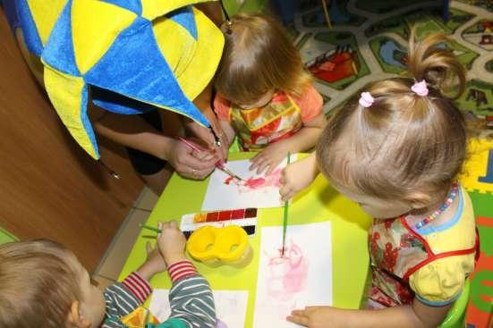 Детский сад ДРУЗЯТА, Развивайка по выходным в Красноярске Фото 1
