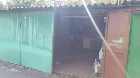 Продается железный гараж