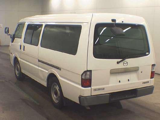 Mazda Bongo Van грузопассажирский 6-ти местный в Екатеринбурге Фото 2