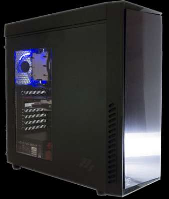 Хороший игровой компьютер MC Gamer Optima Plus I