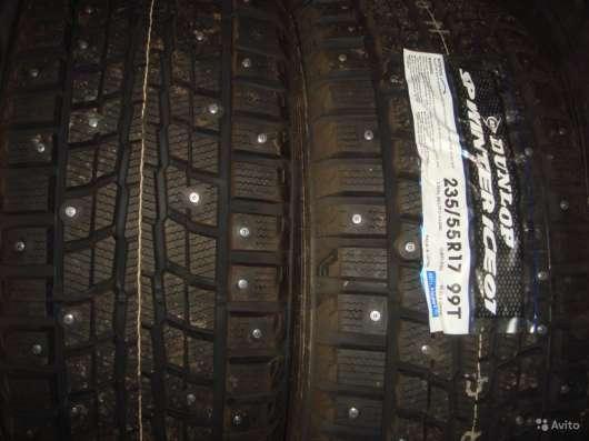 Новые японские Dunlop 225/65 R17 Winter ICE01