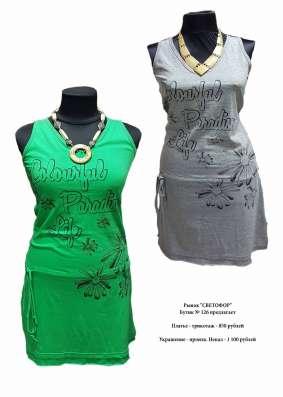 Платья трикотажные в г. Симферополь Фото 2