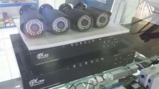 Видеонаблюдение. Домофоны. Сигнализации GSM. Цена-качество. в Москве Фото 5