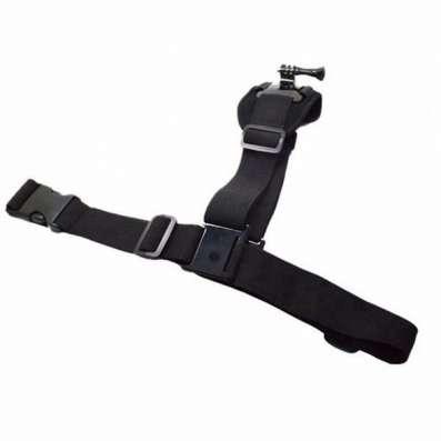 Крепление на плечо для камер GoPro, SJCAM, Xiaomi, Sony