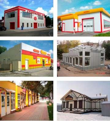 Строительство СТО, магазинов, зданий. Гарантия. Проект в Кемерове Фото 4