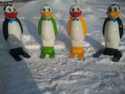 "Помощник фигуриста ""Пингвин"""