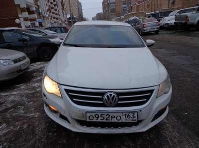 автомобиль Volkswagen Passat CC
