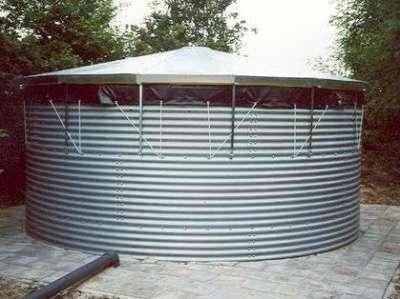 Резервуары для хранения воды и поливочны Ева-ЛэндАгротехника