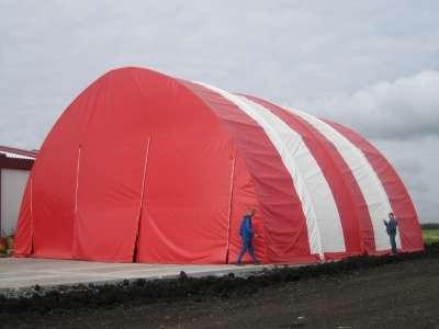 Ангар, техническая палатка, чехлы в Нижневартовске Фото 3