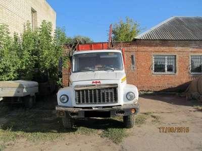 мусоровоз ГАЗ 3309