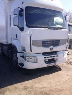 седельный тягач Renault Premium