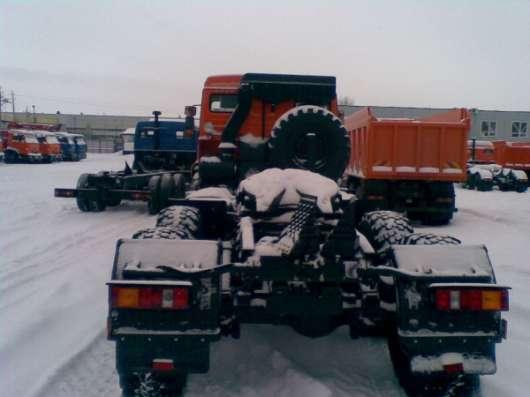 Камаз 53504 (44108) седельный тягач в Набережных Челнах Фото 4