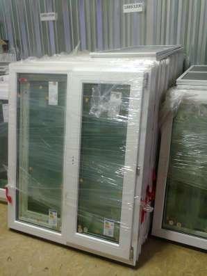 Готовые окна ПВХ стандартных размеров в наличии в Раменское Фото 1