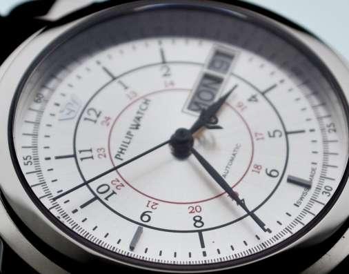 Новые Автоматические Швейцарские часы Philip Watch в Рязани Фото 3