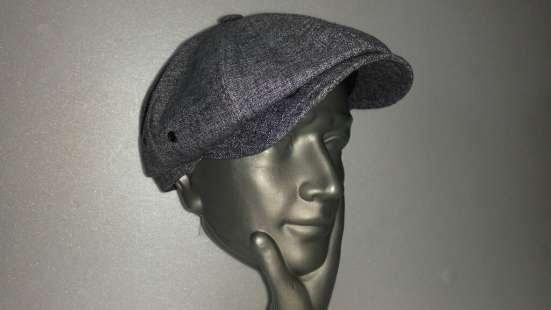 Гаврош восьми клинка кепка мужская (серая) в Москве Фото 1
